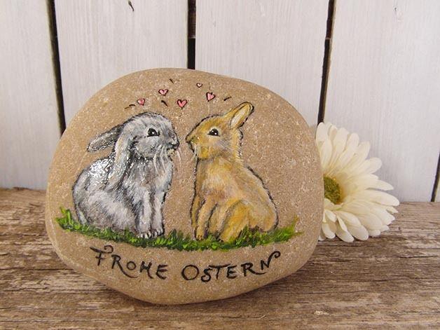 Steine Bemalen Ostern