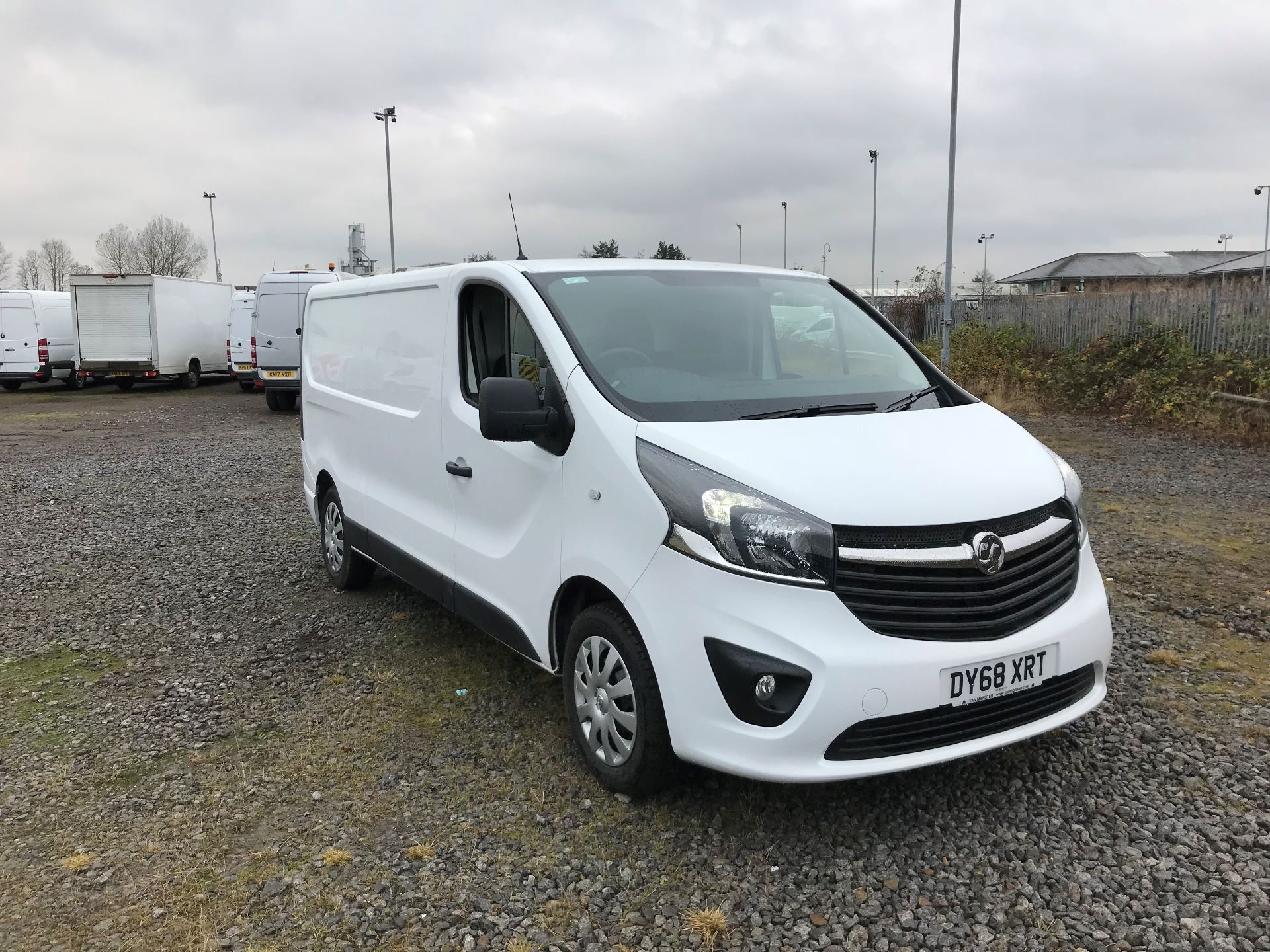 2021 Opel Vivaro Picture In 2020 Opel Renault Master Van For Sale