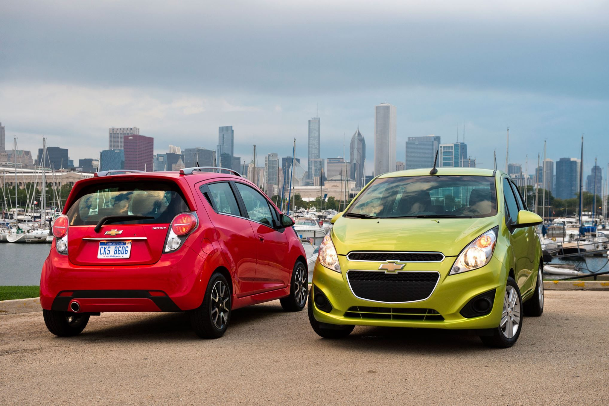 Chevrolet Sells 1 Millionth Spark Worldwide Chevrolet Spark Car