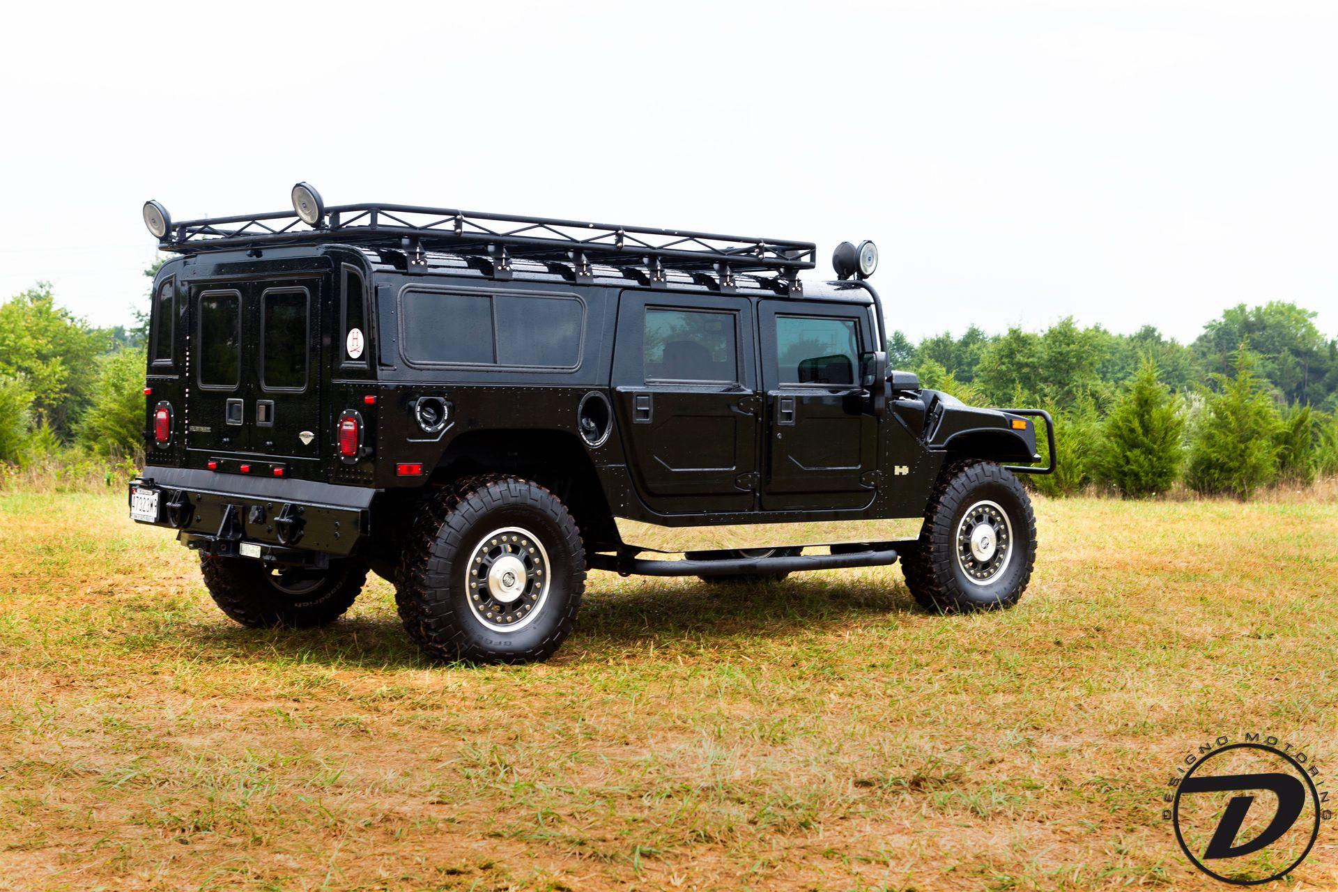 Hummer H1  Hummer H1 Alpha by Designo Motoring  Photographed by