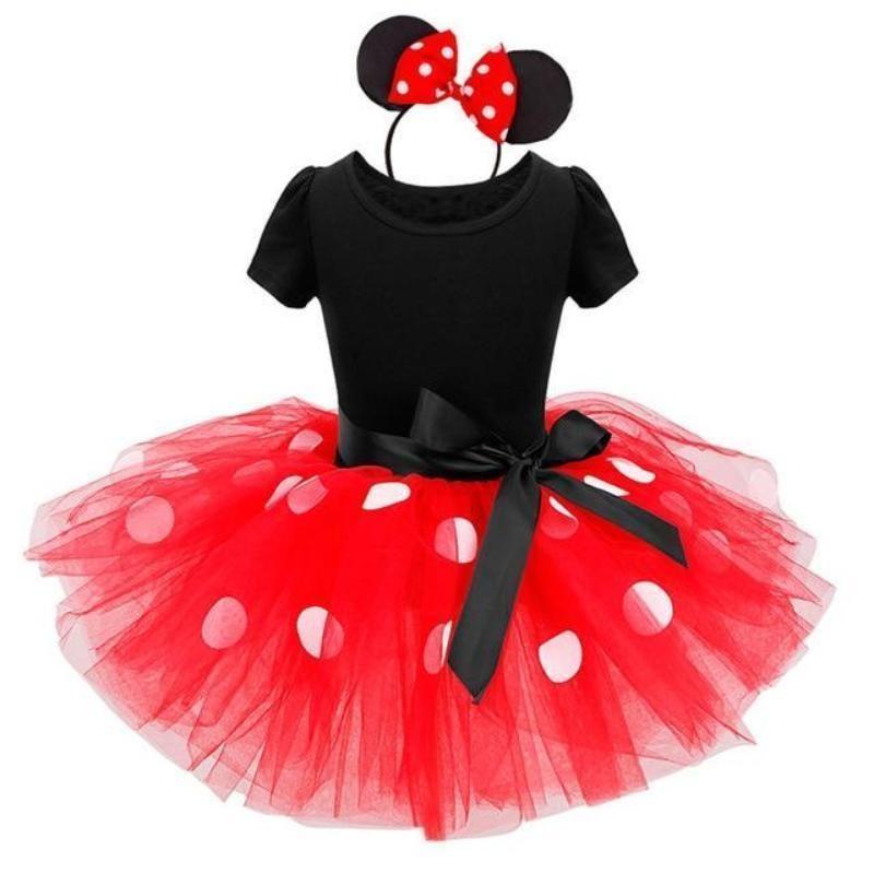 Minnie Mouse Kids Dress