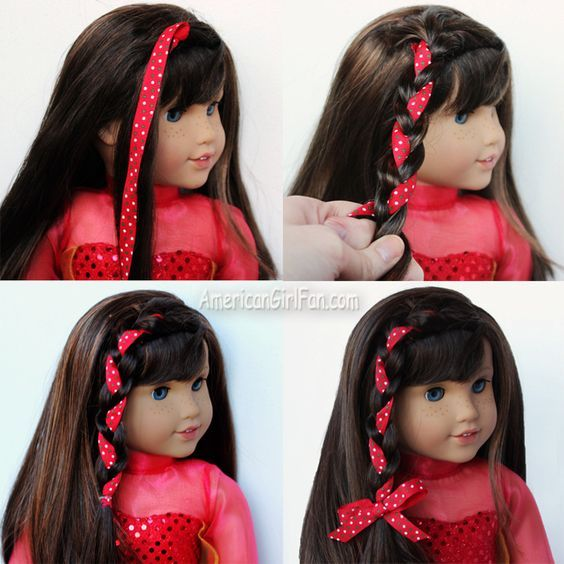 Hair Trait American Girl Doll Hairstyles American Girl Hairstyles American Girl Doll