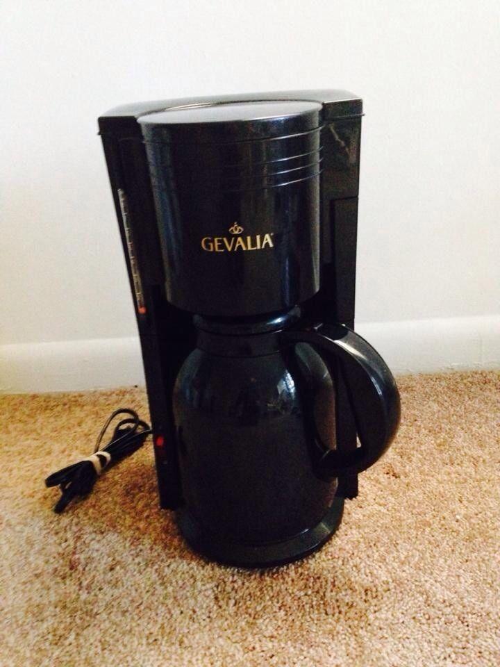 Gevalia 8 Cup Thermal Carafe Coffee Maker Model Ka 865 Mb
