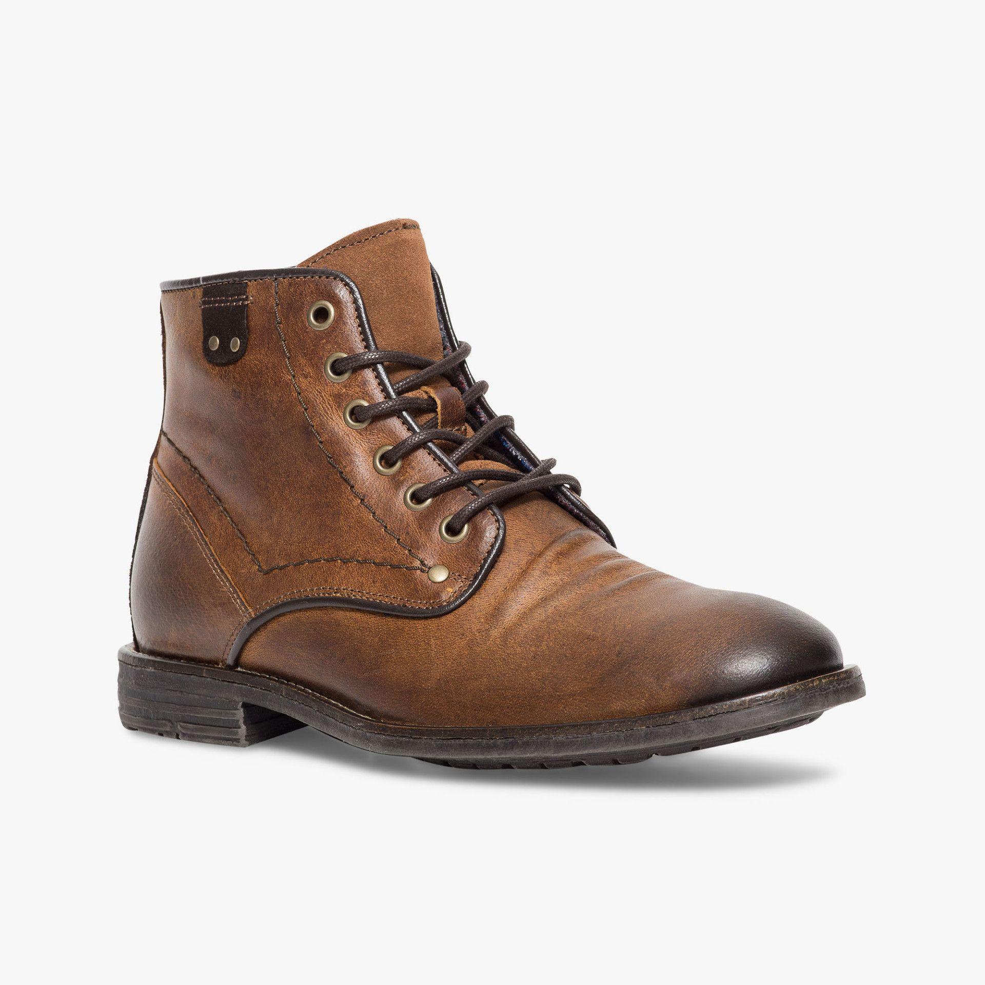 Raphael 2019Chaussure In En Boots Cuir Cognac BWrCedxo