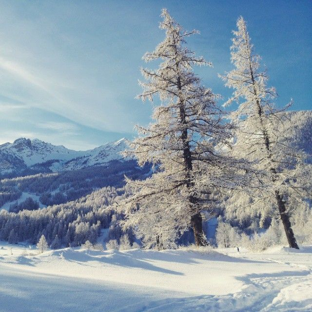 Iconosquare – Instagram webviewer - Sun and snow - Serre Chevalier