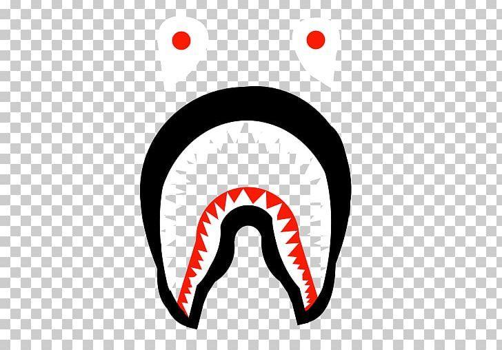A Bathing Ape T Shirt Logo Brand Png A Bathing Ape Ape Area Bape Bape Shark Camo Stencil Shark Logo Bape Shark