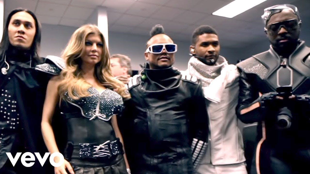 The Black Eyed Peas Don T Stop The Party Black Eyed Peas Bad Things Lyrics Music Videos