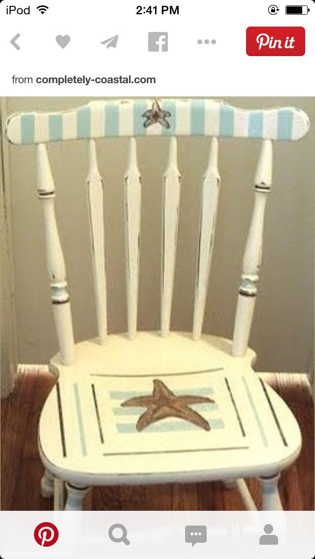 Pin de Ashley Nelson en Decorations | Pinterest | Sillas decoradas ...