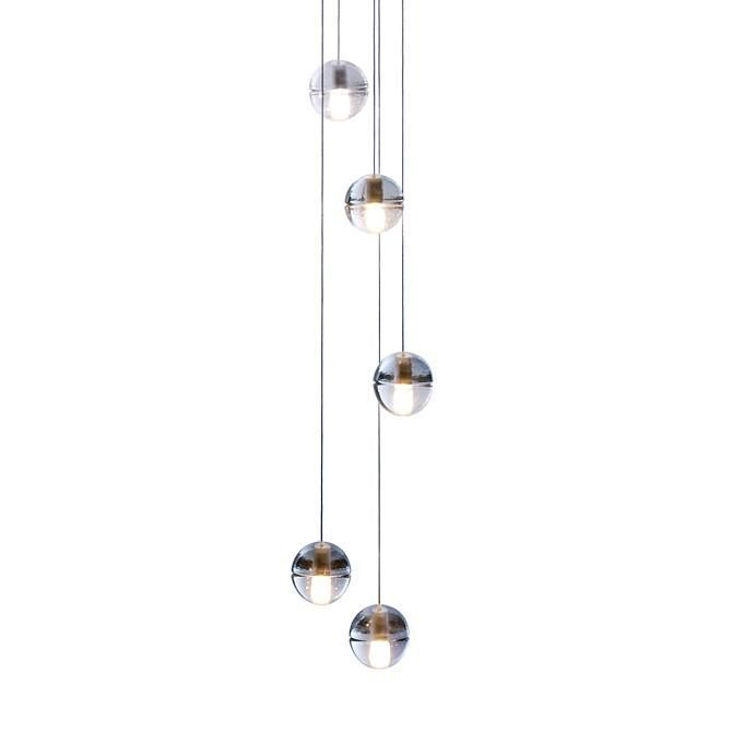simple crystal ball pendant light. Simple 5 Light Pendant Bocci Collection Themes Tremendous Classic Chandelier Hanging Multi Panel Crystal Ball \