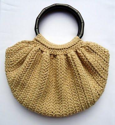 Little Fat Bottomed Hand Bags Crochet Fat Bottom Bag Free Pattern
