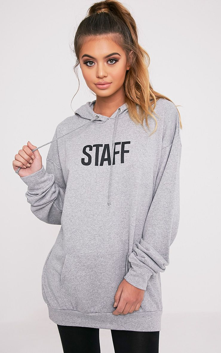 Grey Camo Oversized Hoodie Pretty Little Thing Outlet Low Cost Cheap With Paypal 64svCR