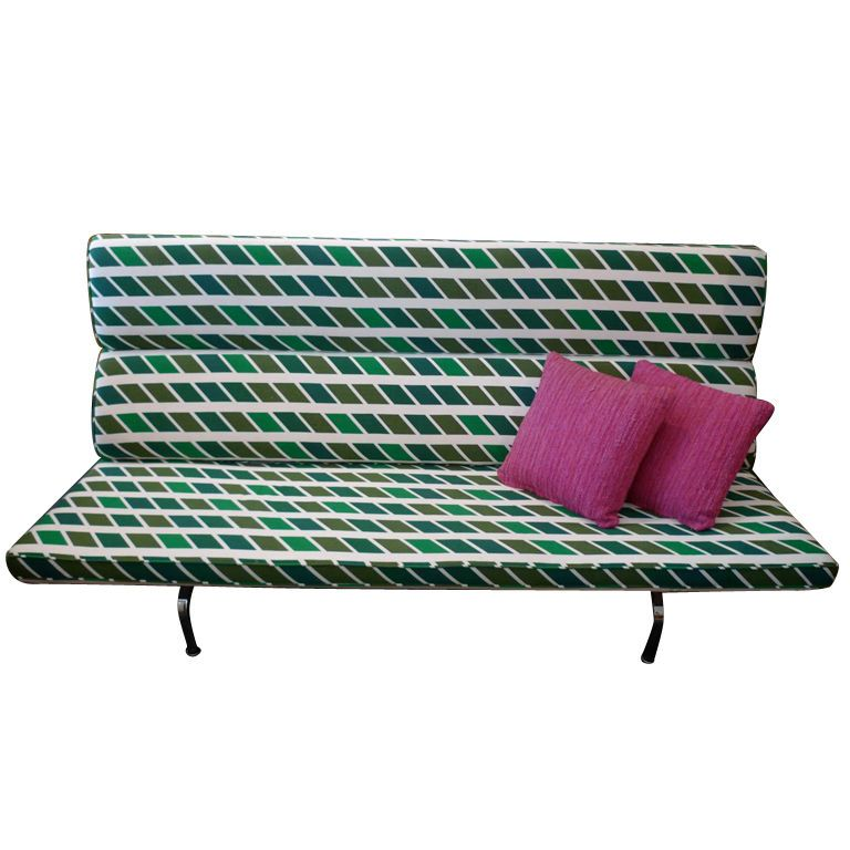 Stupendous Charles Eames And Alexander Girard Sofa Compact Herman Forskolin Free Trial Chair Design Images Forskolin Free Trialorg
