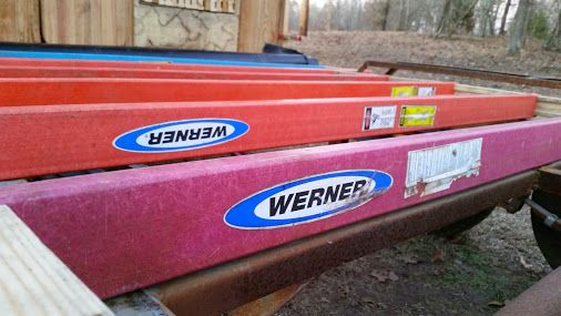 This weekend, I made some more progress on our 5th wheel camper. I ...