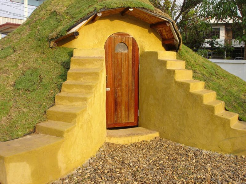 DIY Earthbag Dome Home – Your Projects OBN