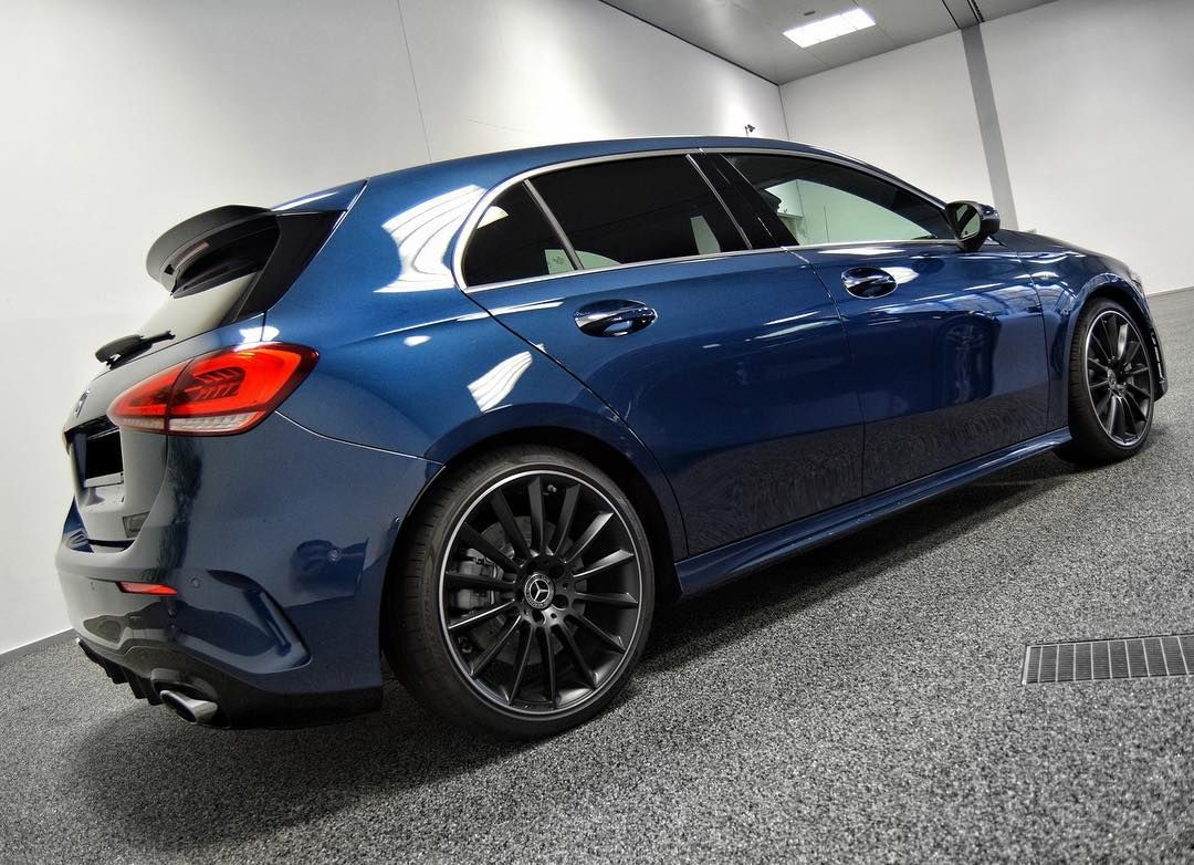 Mercedes Amg A35 This Sharp Looking A Class Hatch Isn T Headed