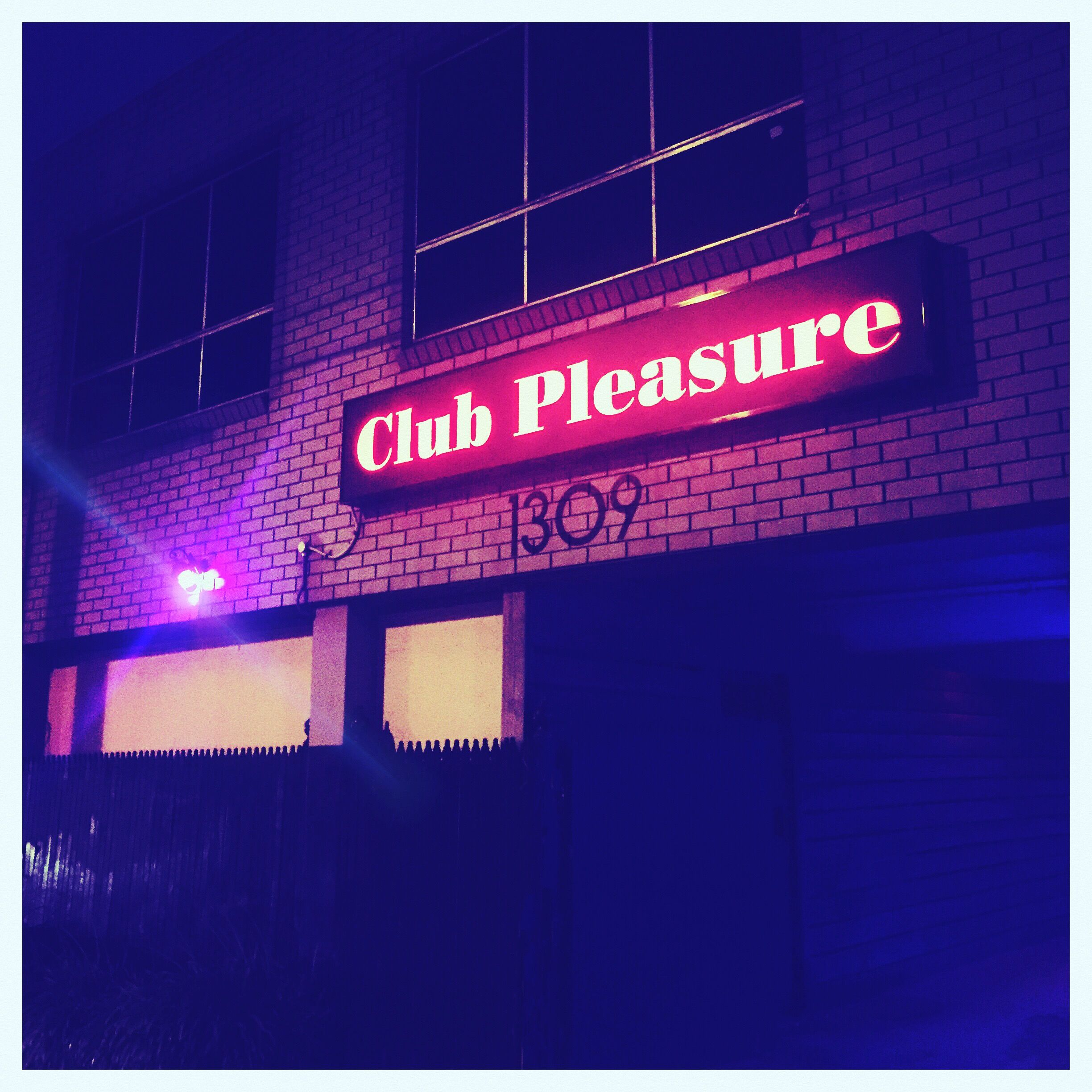 Fetish club australia