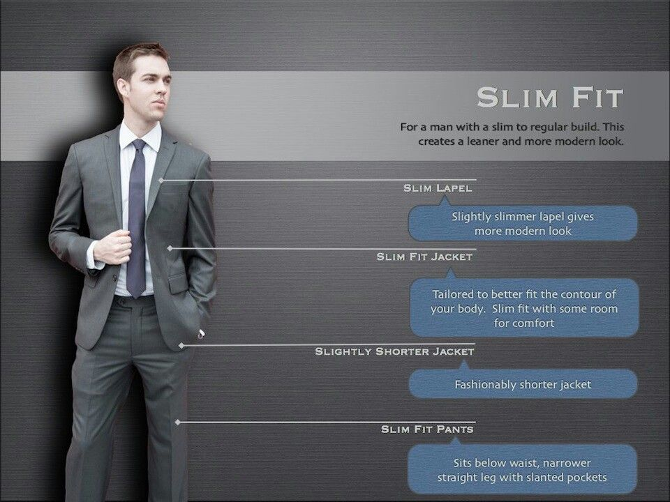 Slim fitting suit fitment | Men's style | Pinterest | Suits
