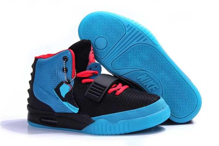 buy popular ccf12 e5df8 1830   Nike Air Yeezy 2 Dam Svart Rosa Blå Rosa SE206066hqNcNb