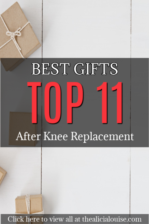 11 Best Gift Ideas For Post Knee Surgery Knee Surgery