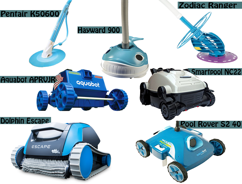 7 Best Above Ground Pool Vacuum Reviews 2020 Cleaners Buying