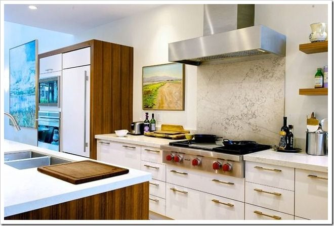 Desire To Decorate Kitchens Without Upper Cabinets Kitchens Without Upper Cabinets New Kitchen Cabinets Upper Cabinets