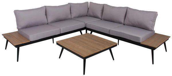 Harms Lounge-Set RIBA, 3tlg Jetzt bestellen unter   moebel - lounge gartenmobel gunstig
