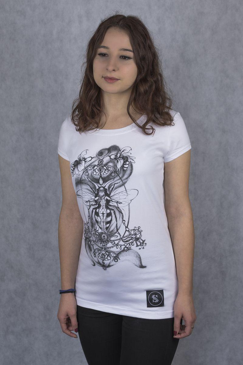 Koszulka Slowianska Damska Austeja Biala With Images