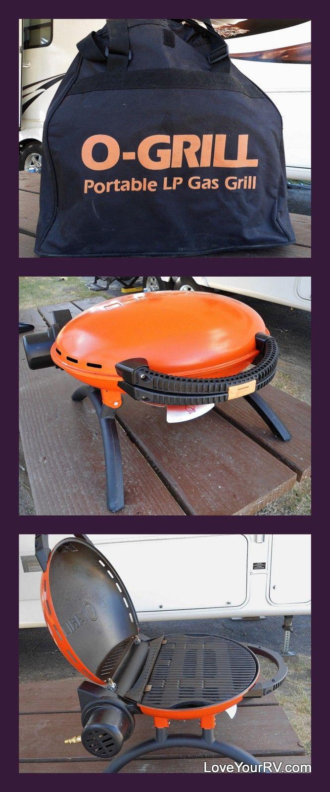 O-Grill 1000 Gas Barbecue   Rv storage, Cast iron grill and Rv