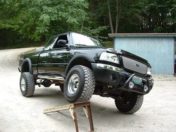Lifted 2003 Ford Ranger Xlt Ford Ranger Ford Ranger Models Ford Ranger Lifted