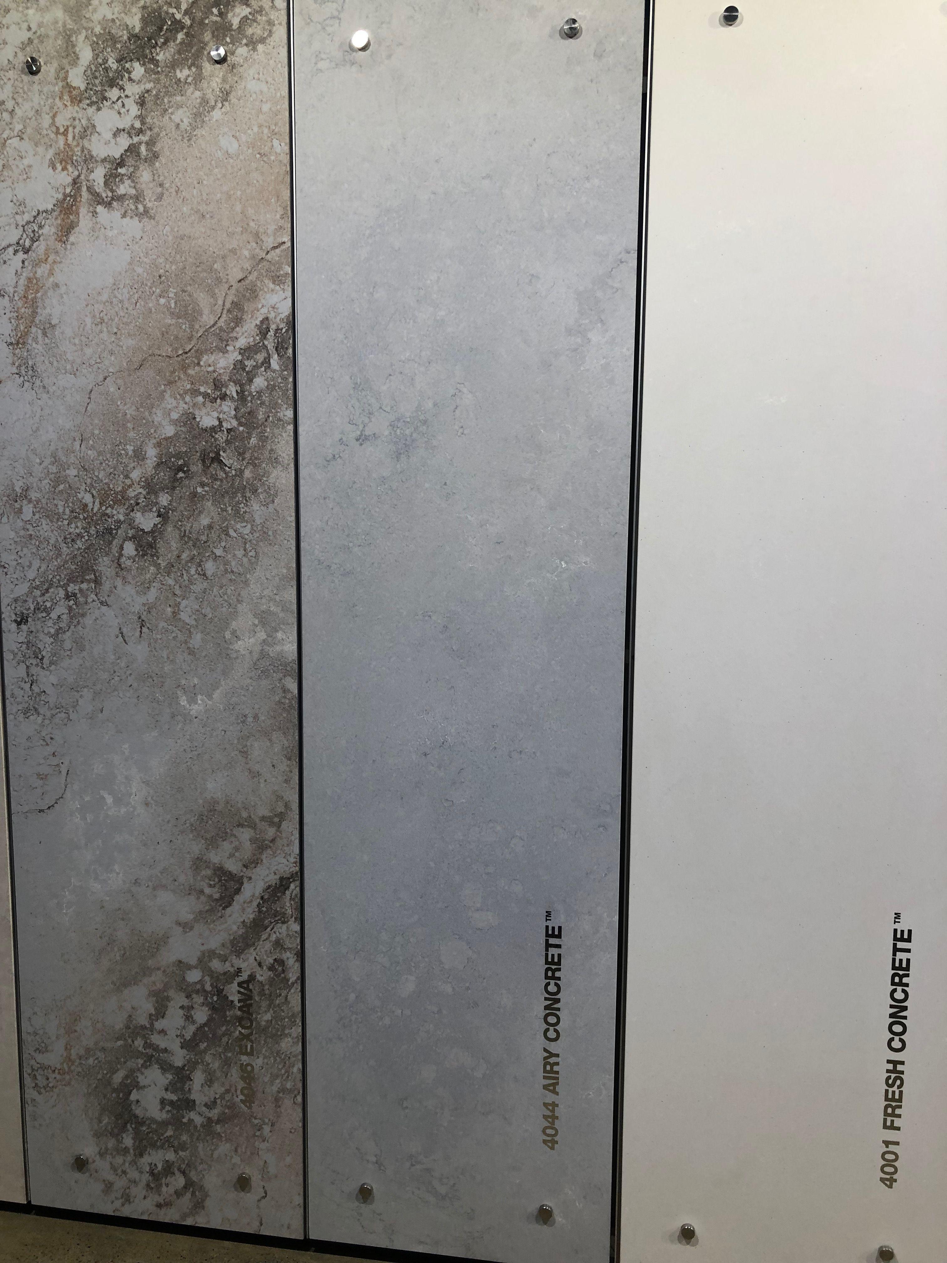 Airy concrete - caesarstone in 2019 | Kitchen decor