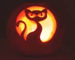 cat jack o lantern template  Easy Pumpkin Face Carving Ideas - Cat Jack O Lantern ...