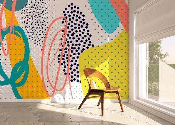 Removable Wallpaper Peel and Stick Wallpaper Wall