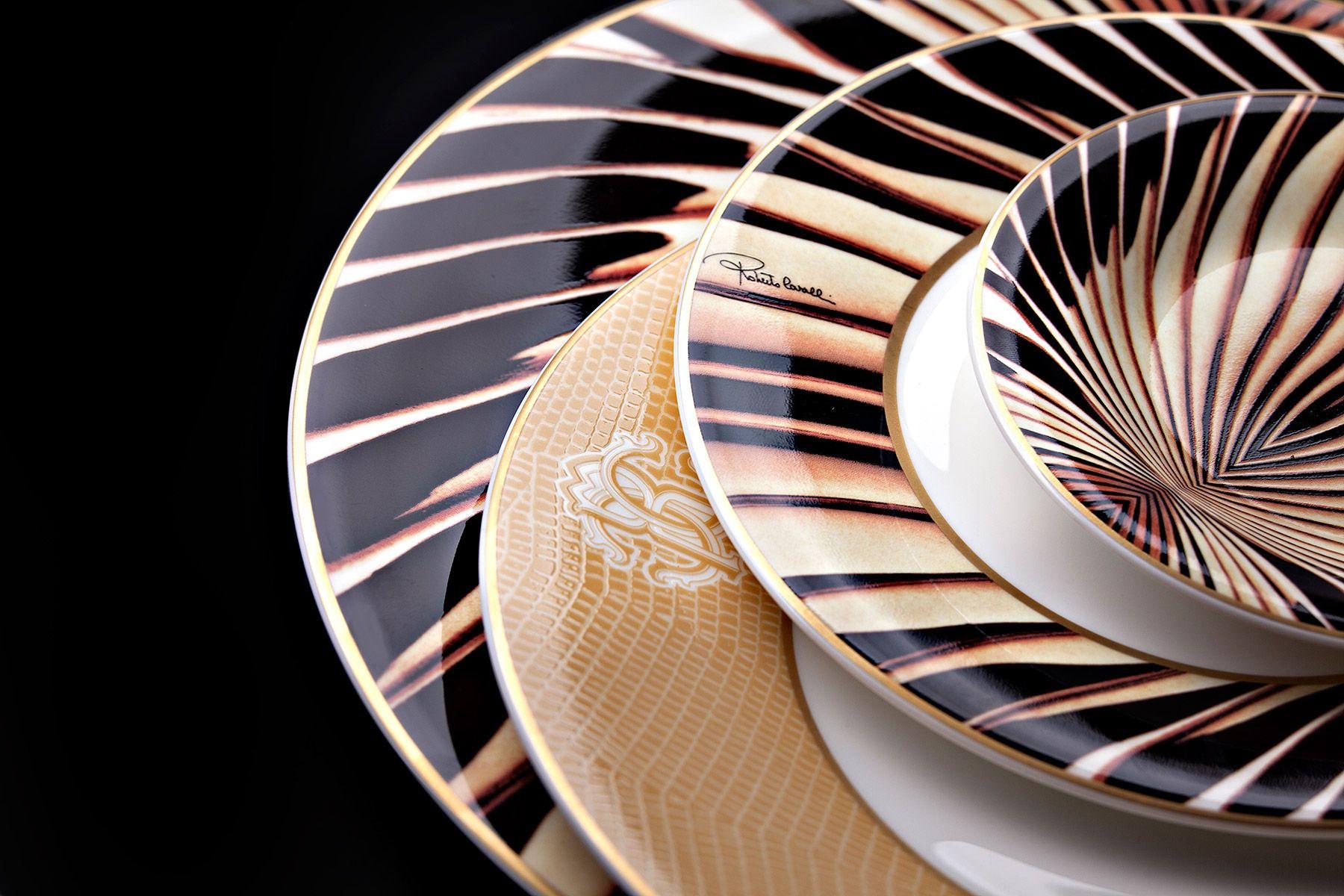 #RobertoCavalli Home - Luxury Tableware & RobertoCavalli Home - Luxury Tableware | Roberto Cavalli Home ...
