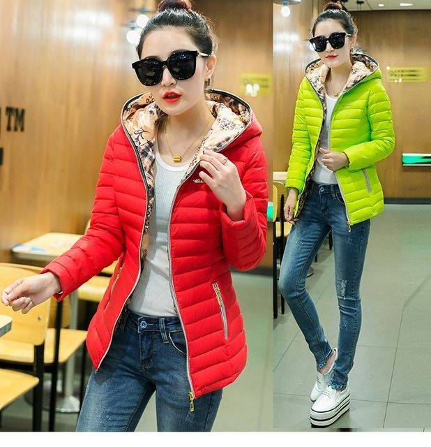 Promotion price 2016 Winter Women Light Thin Hooded Wadded jacket Coat Plus Size Casual cotton-padded jacket wadded outwear outfit XXXXXL 5339 just only $35.50 with free shipping worldwide  #womanjacketscoats Plese click on picture to see our special price for you