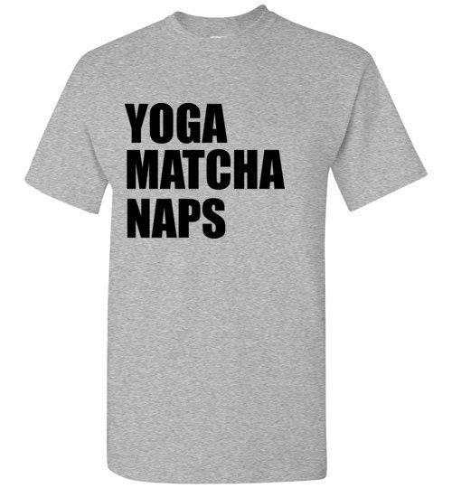 Yoga Matcha Naps