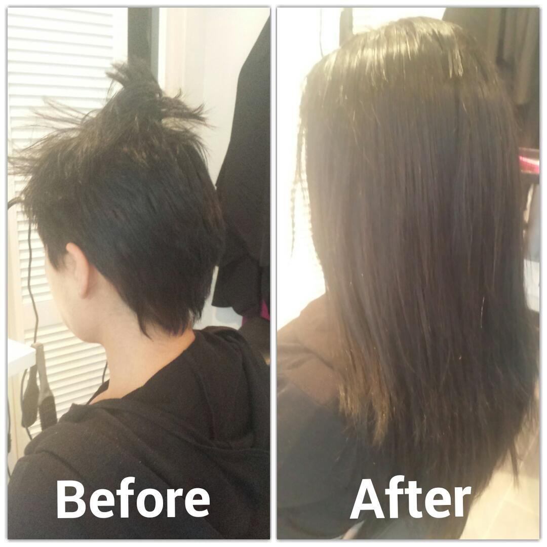 Fonkelnieuw Van kort naar lang kan met haarmatten ook! | Hair extensions for XR-28