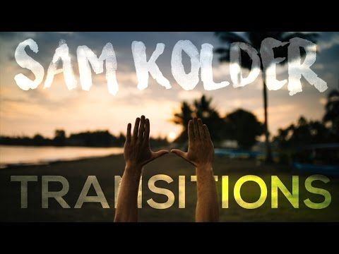 After Effects Tutorial: Sam Kolder Transitions (Zoom and Luma Fade) - YouTube