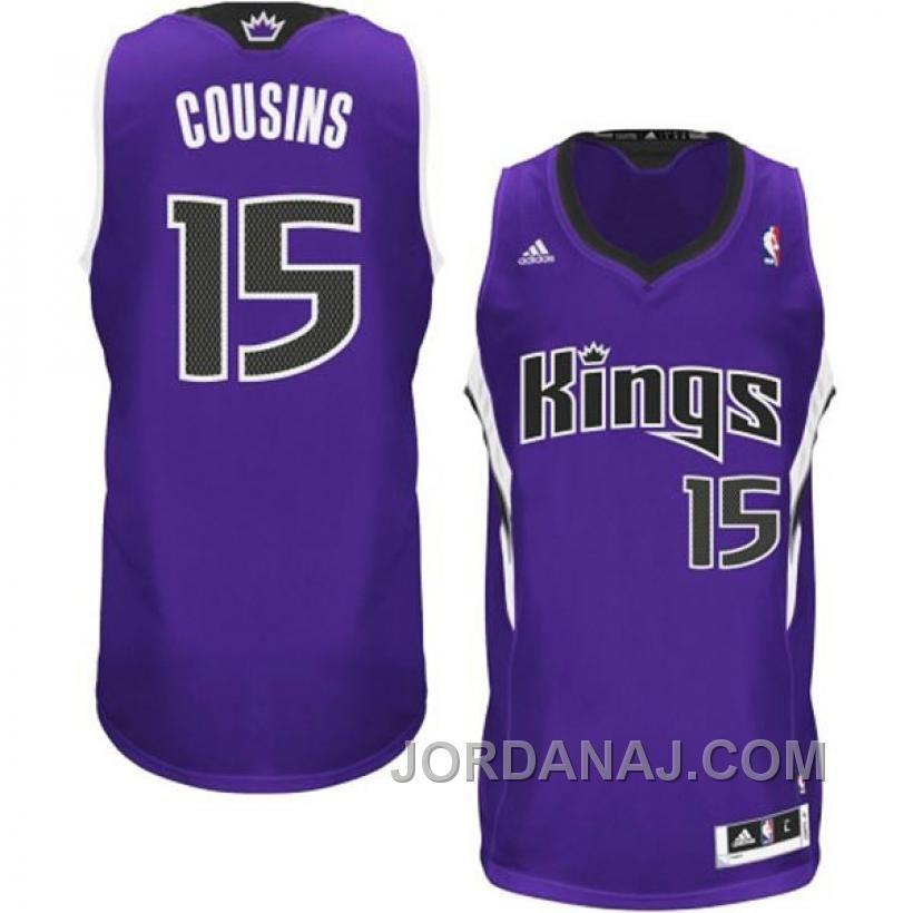 fadfefa1321 ... france buy demarcus cousins sacramento kings new swingman road purple  jersey from reliable demarcus cousins sacramento