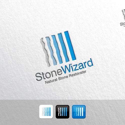 Stone Wizard Original And Unique Logo Logo Design Contest Design Logo Winning Jpstonewizard Unique Logo Logo Design Logo Design Contest