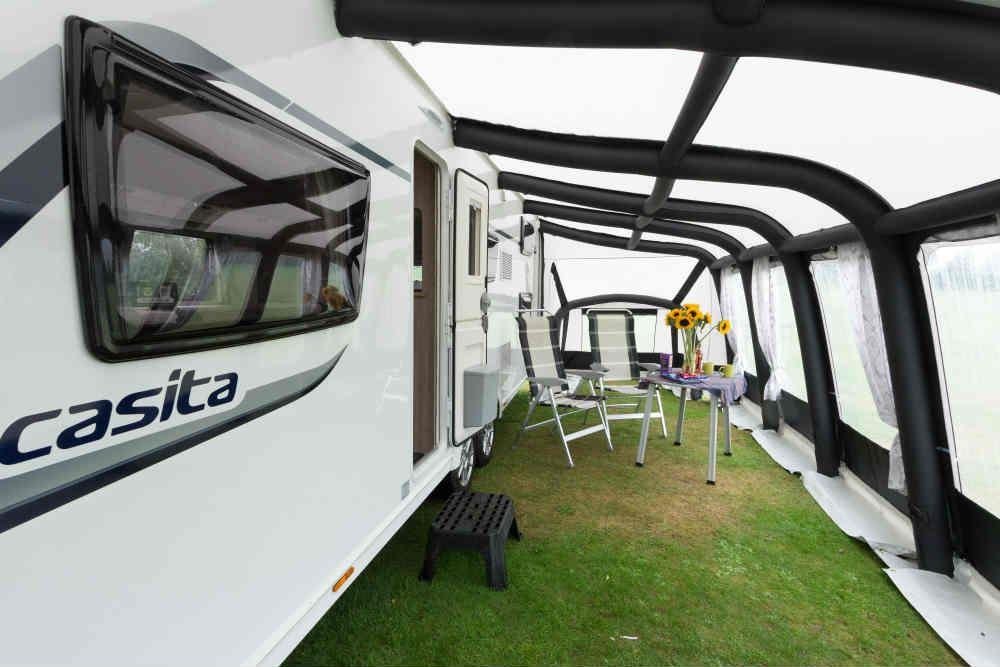 Bradcot Modul Air Caravan Awning Review 2020