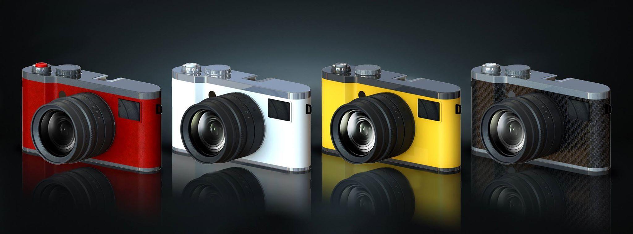 Konost full frame digital rangefinder camera project   Products I ...