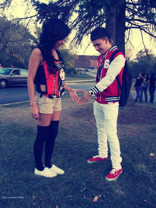 Swag couple swag style pinterest couple boys and tumblr - Photo couple swag ...