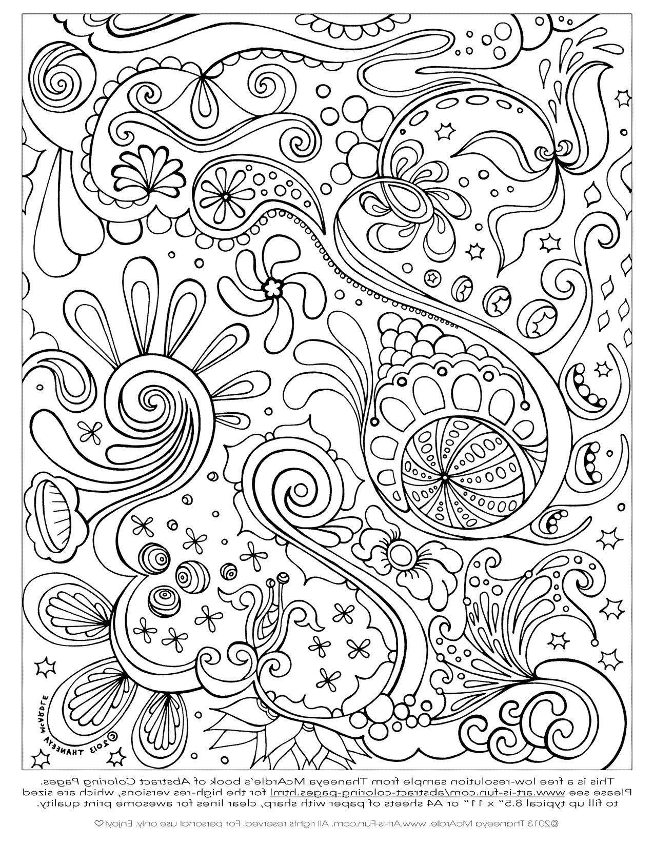 printable coloring pages for adults only | to make/do