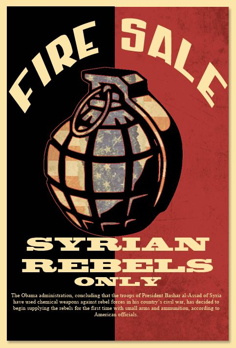 Syrian Rebles on Behance