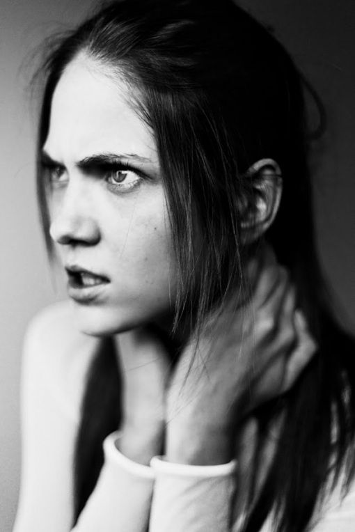 Maria Flavia By Billy Kidd Expressions Photography Anger Photography Angry Girl