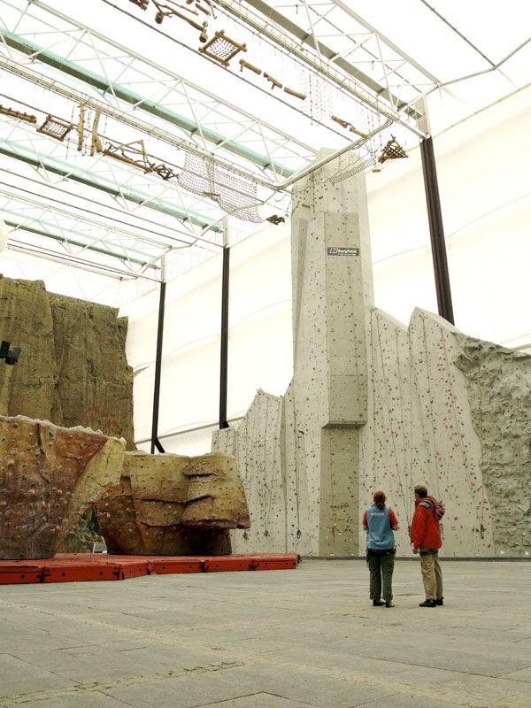 Edinburgh International Climbing Arena: Ratho - The Tower : 100 ft ...