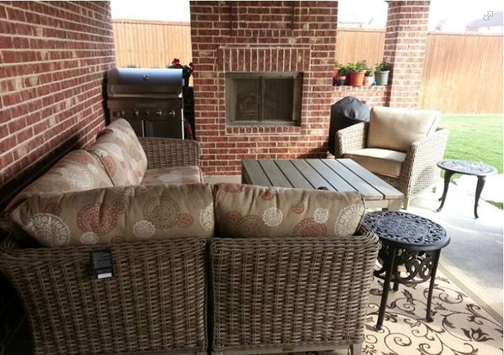 Beautiful Patio Renaissance Patio Furniture   Yard Art Patio U0026 Fireplace