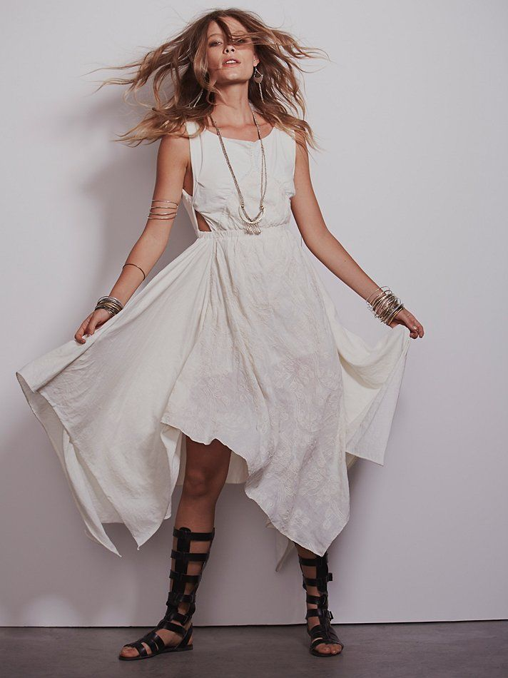Free People FP X Bluegrass Maxi at Free People Clothing Boutique