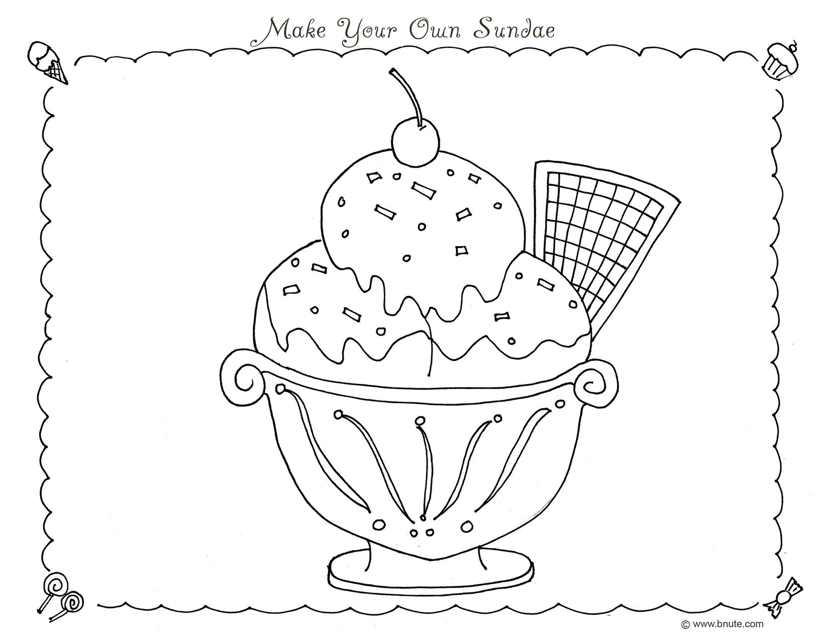 Home Ice Cream Coloring Pages Coloring Pages Inspirational