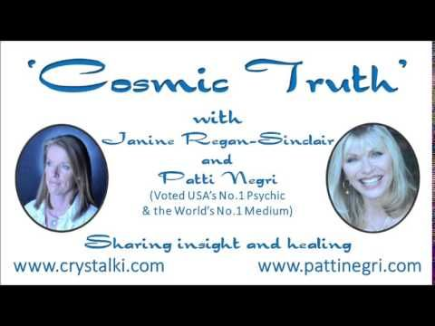 ▶ 36. Cosmic Truth with Janine Regan-Sinclair & Patti Negri - Past Lives 7 - YouTube